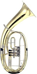 Picture of Cerveny B Tenorhorn CTH 521-4PX