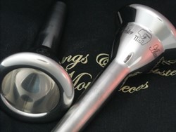 Picture of Alan Baer Original F Tuba Mouthpiece