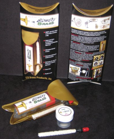 Picture of BlowDry Brass