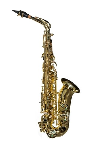 Picture of Virtuoso Alto Saxophone, Clear Lacquer, VIRT1002L