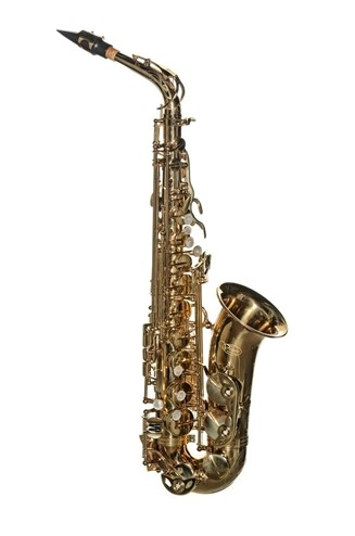 Picture of Virtuoso Alto Saxophone, Dark Lacquer, VIRT1006DL