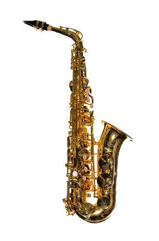 Picture of Virtuoso Alto Saxophone, Gold Plated, VIRT1005G