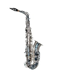 Picture of Virtuoso Alto Saxophone, Silver Plated, VIRT1003S