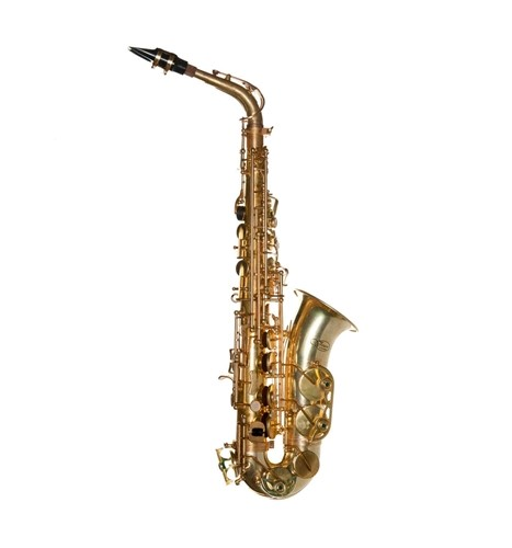 Picture of Virtuoso Alto Saxophone, Unlacquered, VIRT1007NL