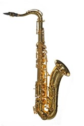 Picture of Virtuoso Tenor Saxophone, Gold Plated, VIRT2005G