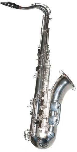 Picture of Virtuoso Tenor Saxophone, Silver Plated, VIRT2003S