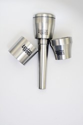 Picture of GW Boston Brass Jeff Conner Signature Trumpet Mouthpiece