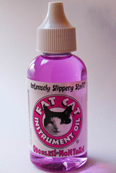 Picture of Fat Cat Oil Odorless, Non-Toxic, Ultra-Refined